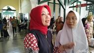 Daftar SMA 3, Putri Ridwan Kamil Legowo Apabila Gagal Lagi Masuk Negeri