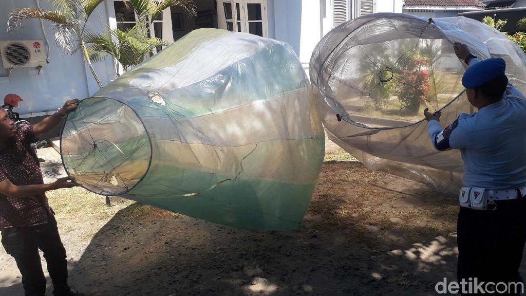 Imbas Balon Udara Liar, AirNav Yogya Terbitkan NOTAM ke Pilot