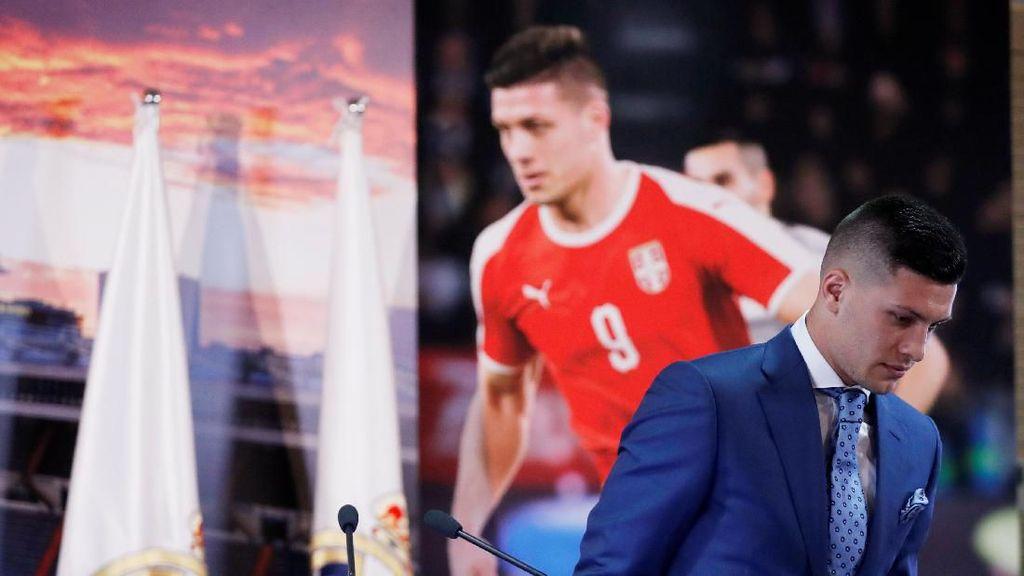 Luka Jovic: Piala Eropa Dulu, Real Madrid Kemudian