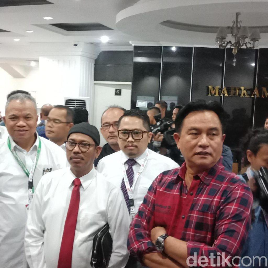 Tim Hukum Jokowi Nilai Perlindungan Saksi Kubu Prabowo Hanya Alibi