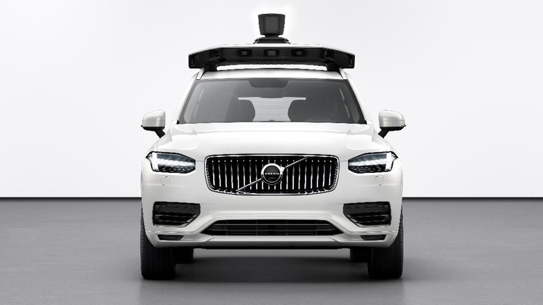Uber sebagai salah satu perusahaan penyedia jasa layanan transportasi online telah melakukan pengujian mobil otonom atau mobil tanpa sopir buatan Volvo.