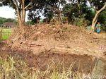 Bangunan Mirip Candi Berstruktur Bata Kuno Ditemukan di Kediri