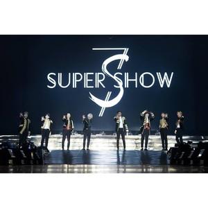 Terpesona Gantengnya Para Personel Super Junior di Konser Super Show 7