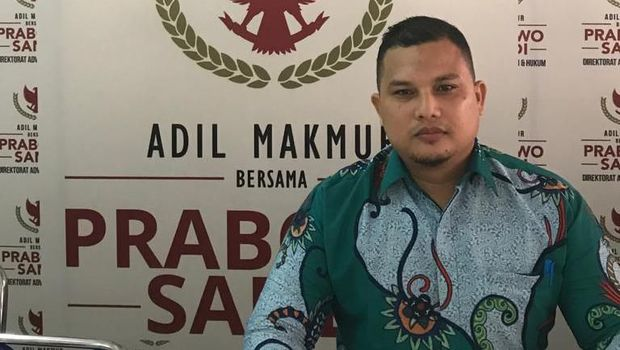 Wiranto Mau Tanya Prabowo soal Massa di MK, BPN: Jangan Perpanjang Masalah