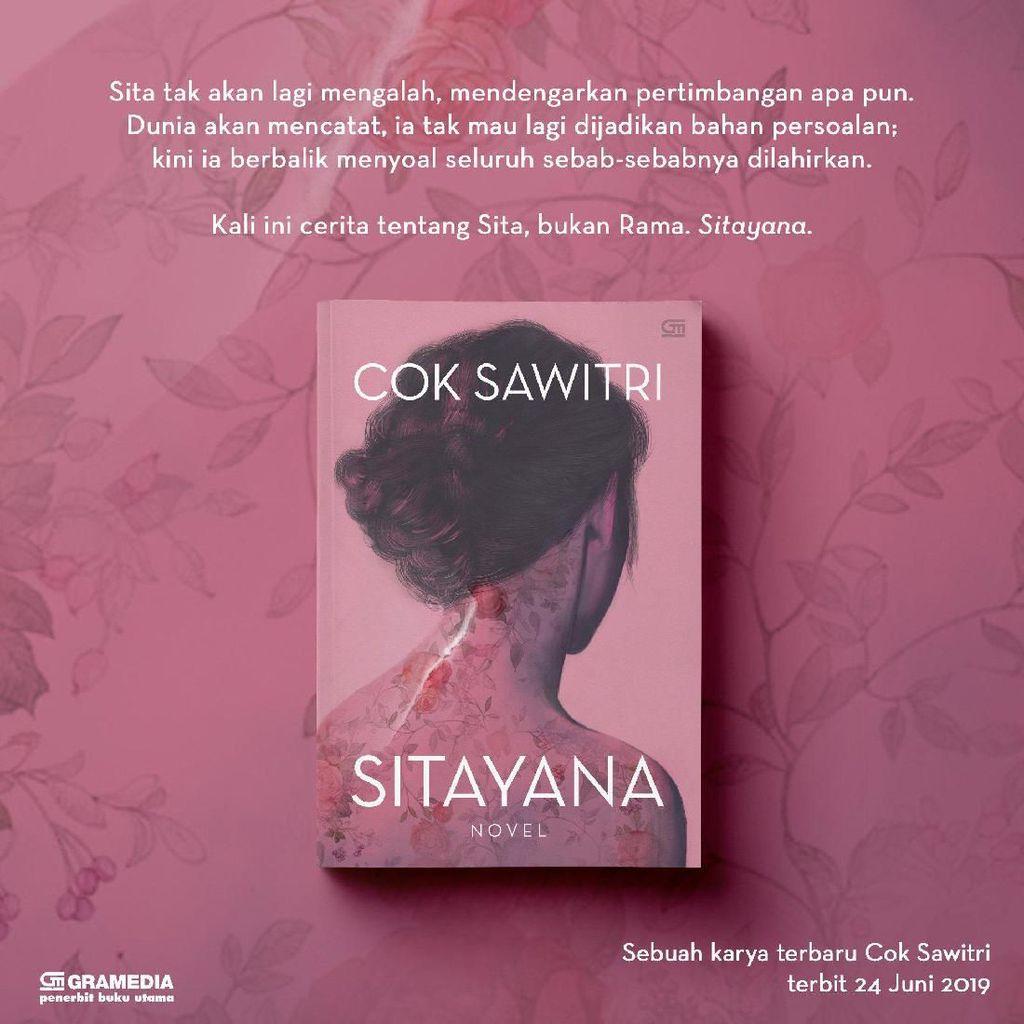 Novel Terbaru Cok Sawitri Sapa Pembaca 24 Juni