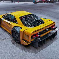 Ferrari F40 Modifikasi