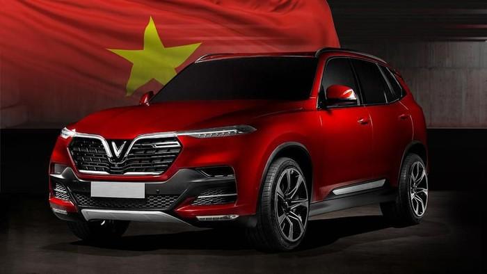 Fokus mobil Vietnam