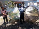 Laporan Balon Udara Liar di Jalur Penerbangan Yogya Terus Bertambah
