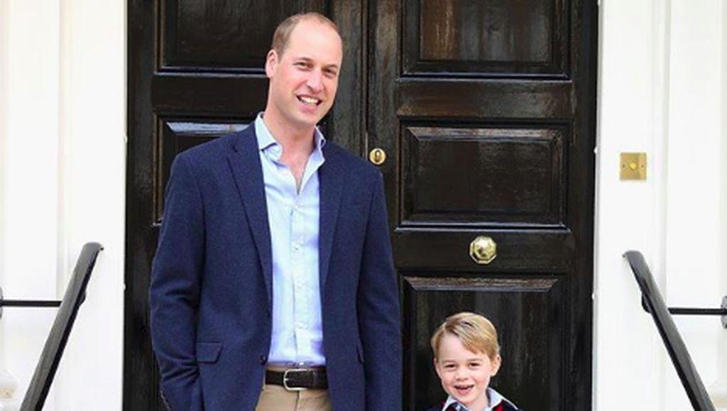 Pakar Prediksi Pangeran George Tidak Akan Jadi Raja, Ini Alasannya