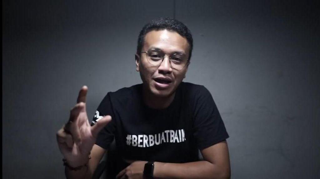 Faldo Maldini Bikin Video Prabowo Tidak Akan Menang Pemilu di MK
