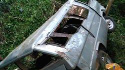 Sebuah Minibus Masuk Jurang 20 Meter di Situbondo, Satu Orang Tewas