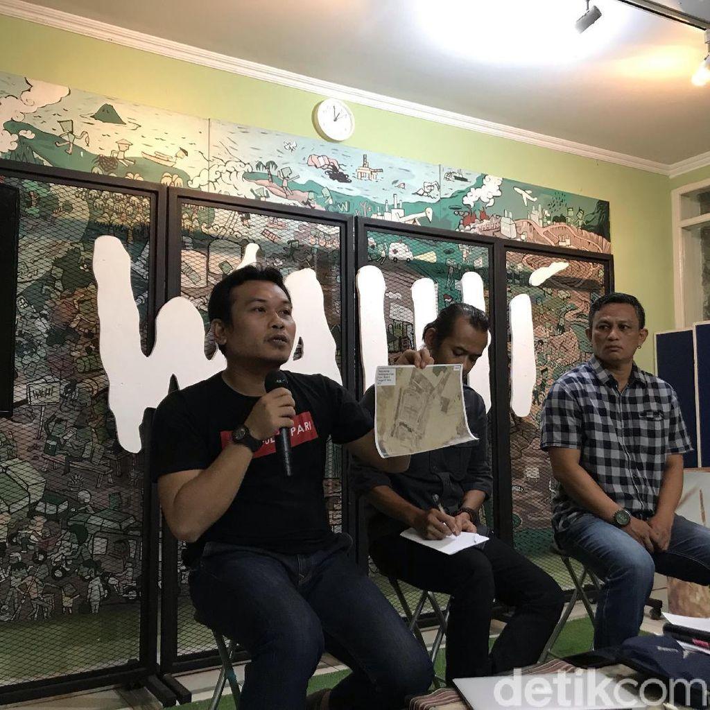 Walhi Minta Reklamasi Pantai Utara Jakarta Dihentikan