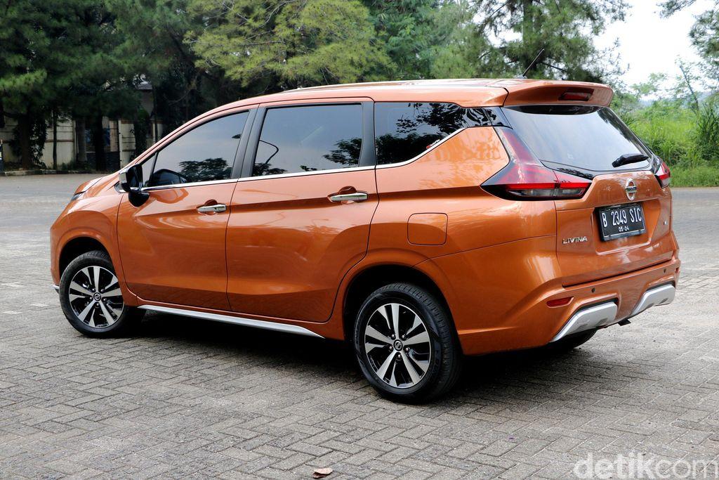 Wajah Livina hingga bentuknya sangat identik dengan Xpander berkat bergabungnya Mitsubishi dengan aliansi Renault-Nissan. Yuk, lihat lebih dekat.