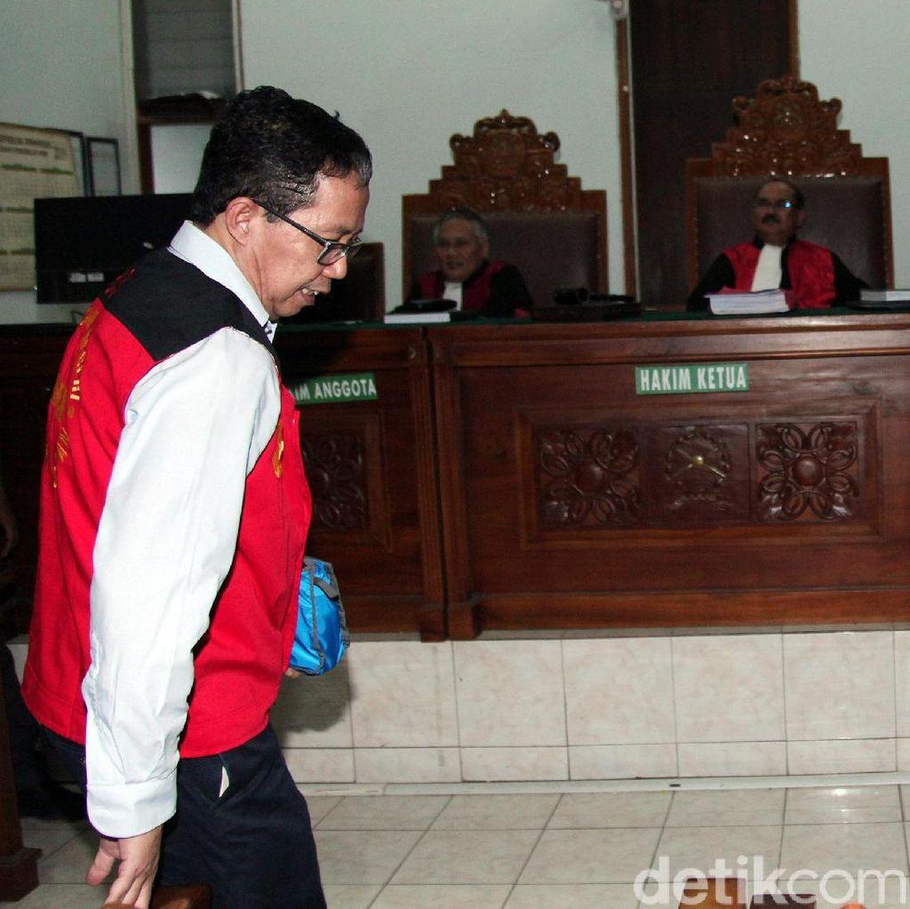 Alasan Joko Driyono Perintahkan Anak Buah Amankan Barang di Kantornya