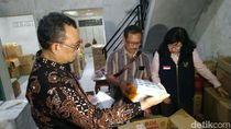 BPOM Semarang Sita Kosmetik Ilegal Senilai Rp 1,3 M