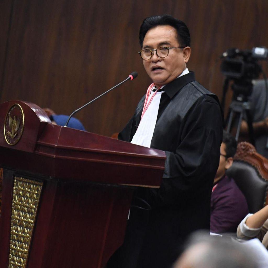 Tim Hukum Jokowi: Saksi Prabowo Tidak Menerangkan Apa pun