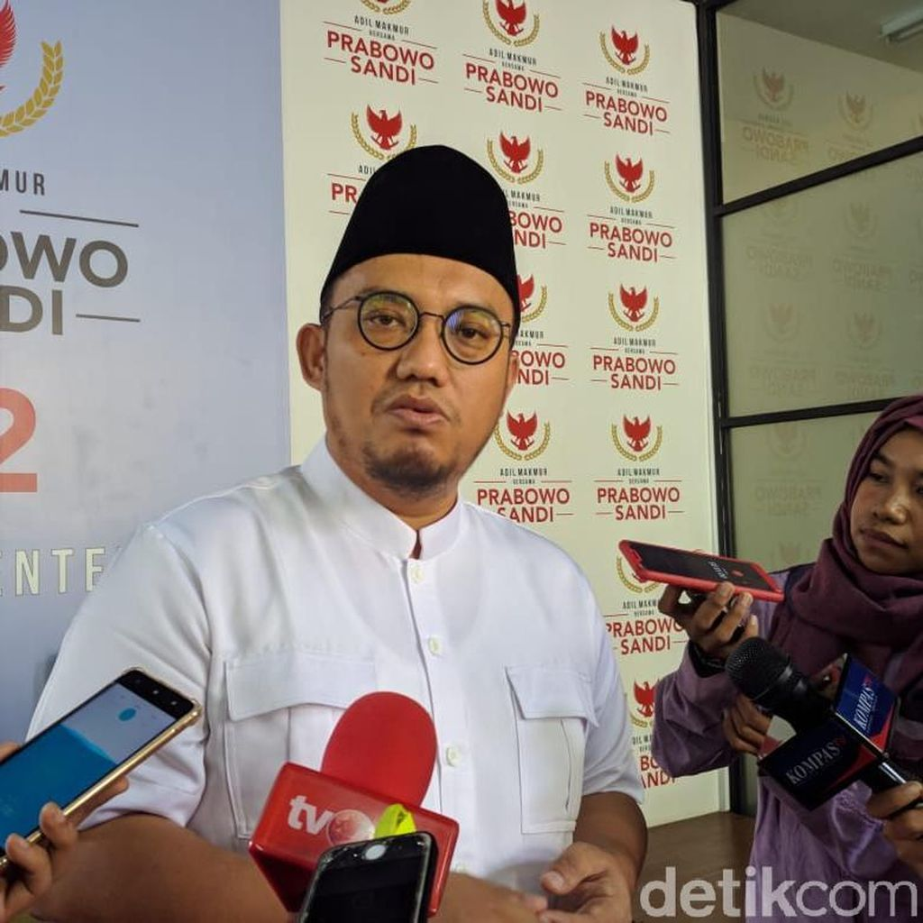 Dahnil Anzar: Tanggapan KPU-Tim Jokowi Standar