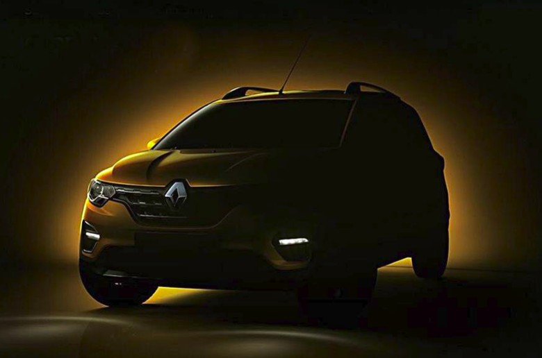 Renault Triber. Foto: Renault India