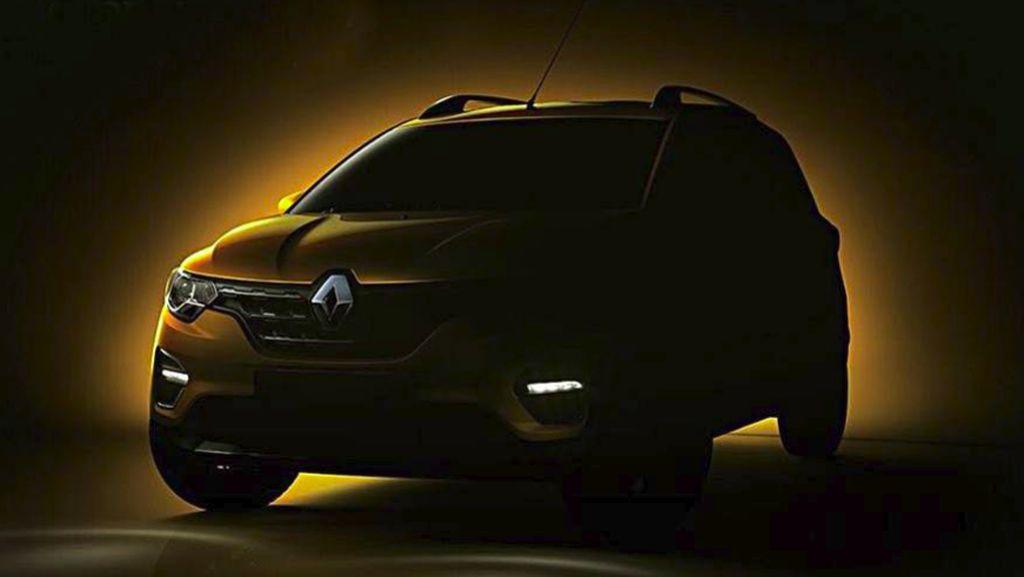 Mesin Mobil Renault Pesaing Avanza cs Hanya 1.000 cc