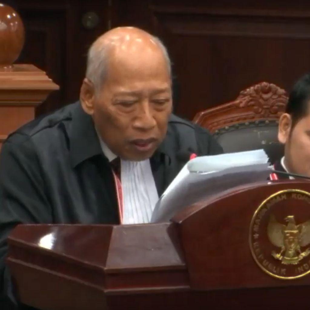 Tim Jokowi Minta MK Kesampingkan Gugatan Prabowo Kutip Prof Lindsey