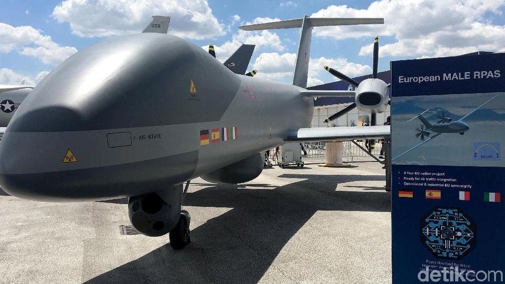 Airbus Pamer Pesawat Super Irit di Paris Air Show