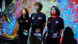 Mengenal teamLab yang Populerkan Seni Digital Interaktif ke Dunia