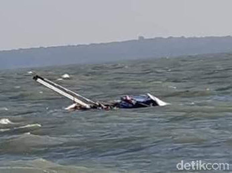 Kapal Motor yang Tenggelam di Perairan Sumenep Diduga Kelebihan Muatan