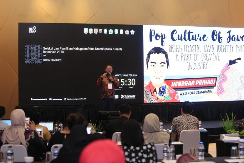 Konsep Pop Culture Jadi Senjata Semarang Menuju Kota Kreatif 2019