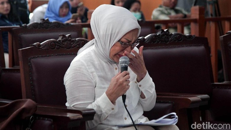 Jaksa Tolak Pleidoi Ratna Sarumpaet, Minta Hakim Vonis 6 Tahun Penjara