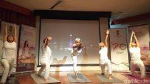Artistic Yoga Dance, Jenis Yoga yang Tak Terbatas pada Satu Pose Saja