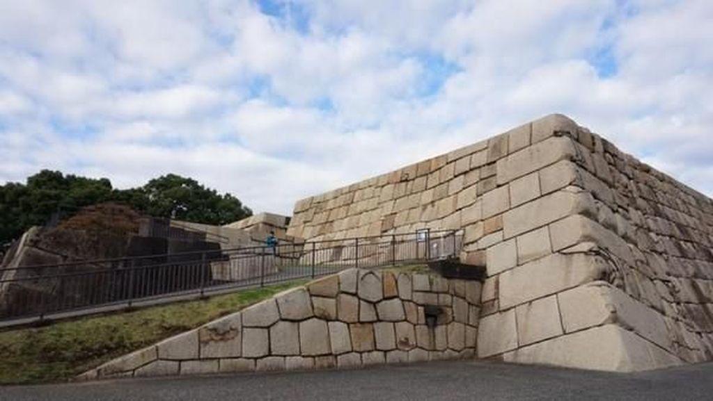 Mengagumi Imperial Palace, Istana Kekaisaran Jepang