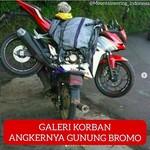 Jangan Kaget! di Bromo CBR Digendong GL Pro