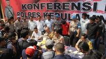 Polisi Tangkap Kurir 1,7 Kg Sabu Asal Aceh di Kepulauan Seribu