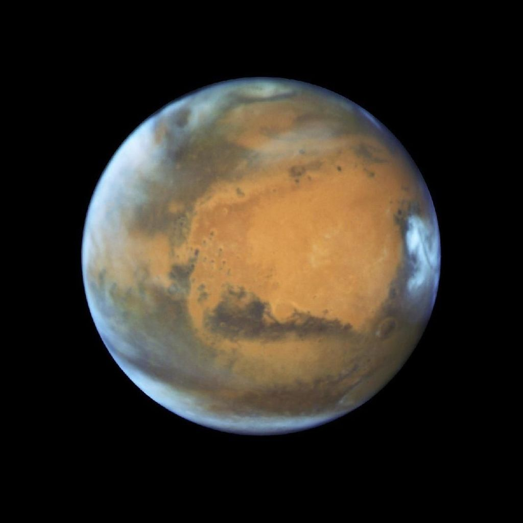 Mars Disebut Sokong Kehidupan Lebih Dahulu dari Bumi