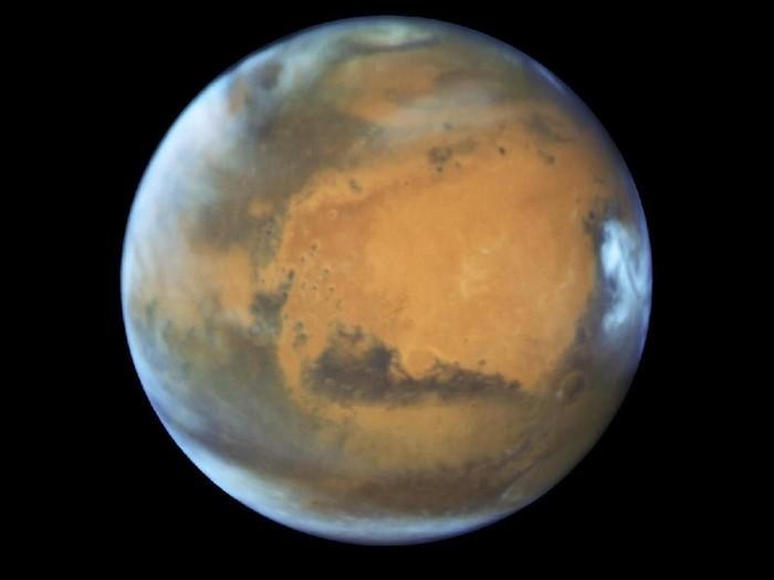 Planet Mars. Foto: NASA Goddard