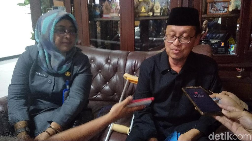 Plt Bupati Malang Parkir 248 ASN Pascamutasi Ilegal