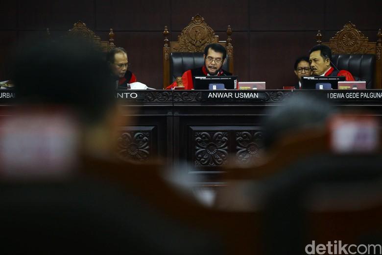 Cerita Saksi Ahli IT Hermansyah Dibacok di Jalan Tol Dibawa ke Sidang MK