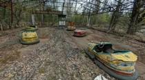 Foto: Chernobyl dan 4 Destinasi Suram Dunia