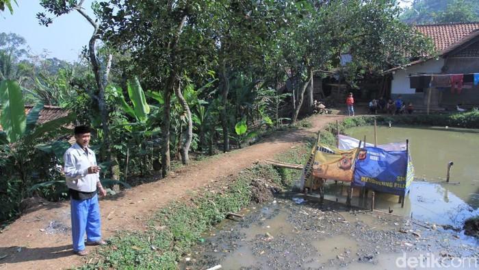 Penampakan WC Helikopter di Bandung, Jawa Barat (Foto: Wisma Putra)