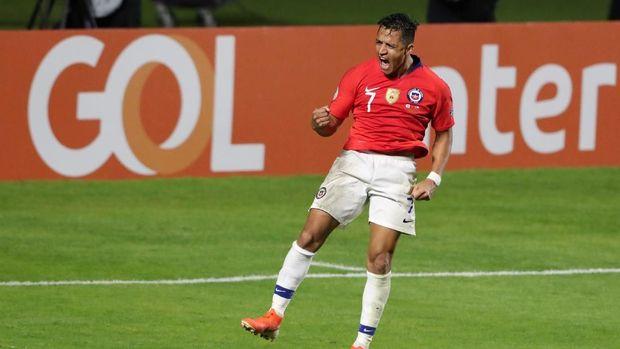 Hasil Copa America 2019: Cile 4-0 Jepang