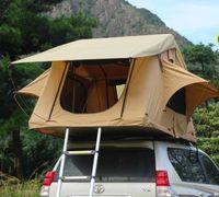 Tenda di atas atap mobil