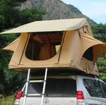 Aman Tidak Tenda di Atas Mobil?