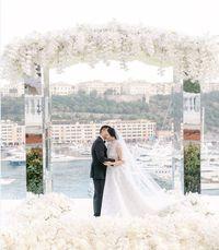 Pernikahan Mewah Keluarga Diekspos WO Langganan Konglomerat Dunia