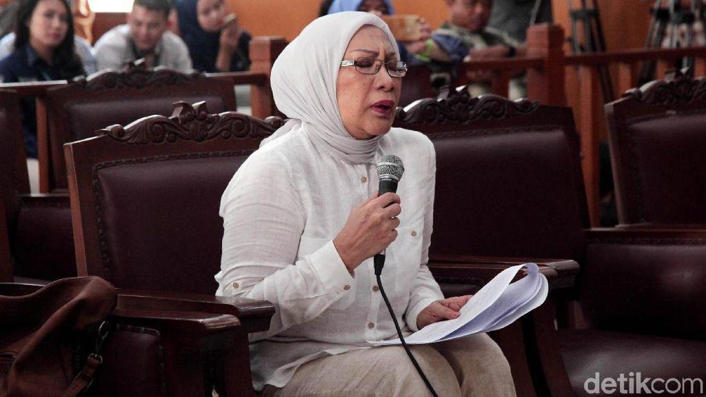 Tak Mau Ditahan, Ratna Sarumpaet Kapok Kritik Pemerintah Lagi