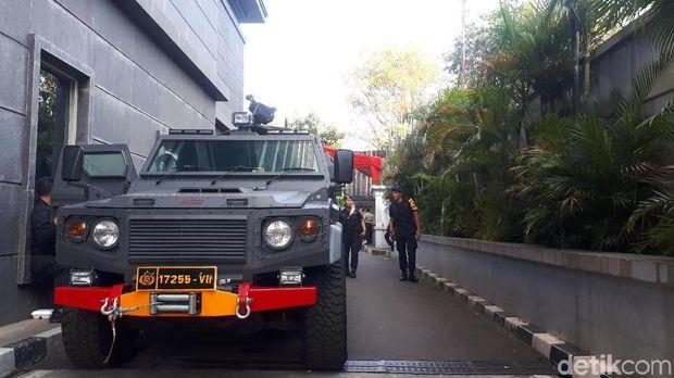 Pengamanan di MK Diperketat Jelang Sidang Sengketa Pilpres