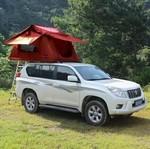 Pengendara Jayapura Ada yang Gunakan Tenda Atap Mobil