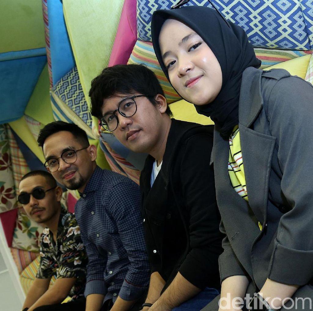 Nissa Nangis Kisah Sabyan Gambus Dijadikan Film, Kenapa?