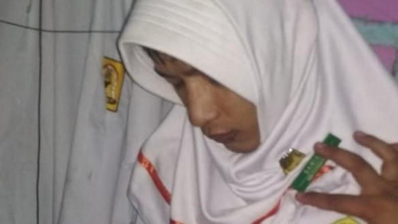 Nyamar Jadi Wanita Berjilbab, Sulion Curi Pakaian Perempuan di Tangerang