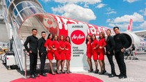 AirAsia Hapus Biaya Perubahan Jadwal Penerbangan