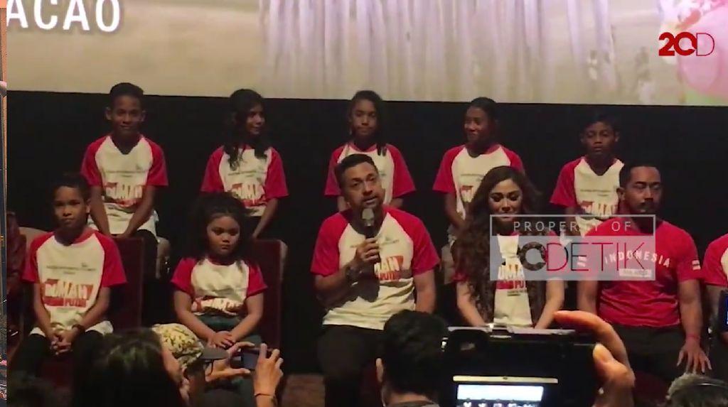 Rumah Merah Putih, Kisah Inspiratif Anak Lintas Batas NTT-Timor Leste